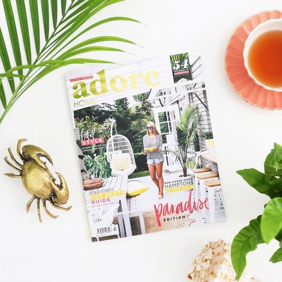 Image of Paradise Edition Adore Home Magazine