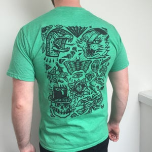Image of Tattoo Flash - Unisex T-Shirt