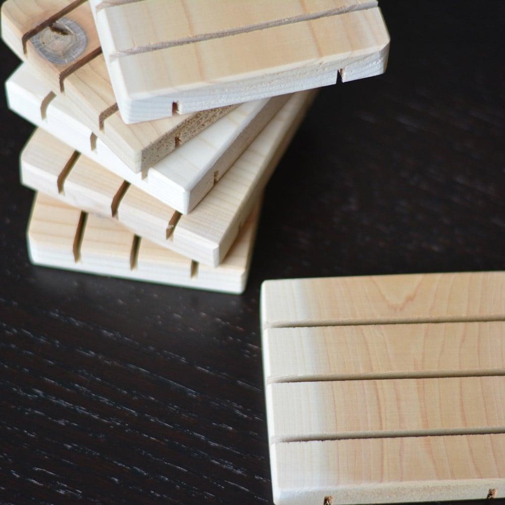 Image of Natural Cedar Soap Deck