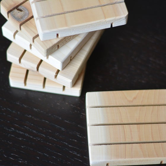 Image of Natural Cedar Soap Deck
