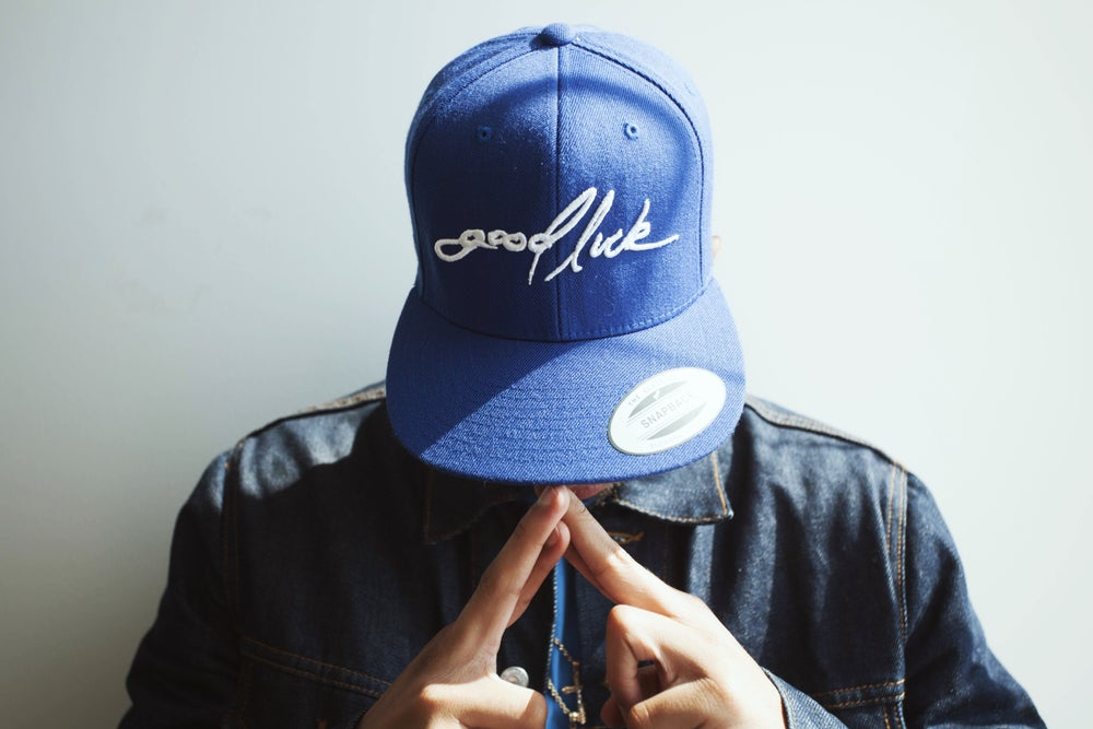 Image of Royal Blue Lucky Hat