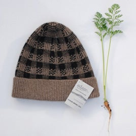 Image of Dreaming Beanie - Possum / Merino / Silk