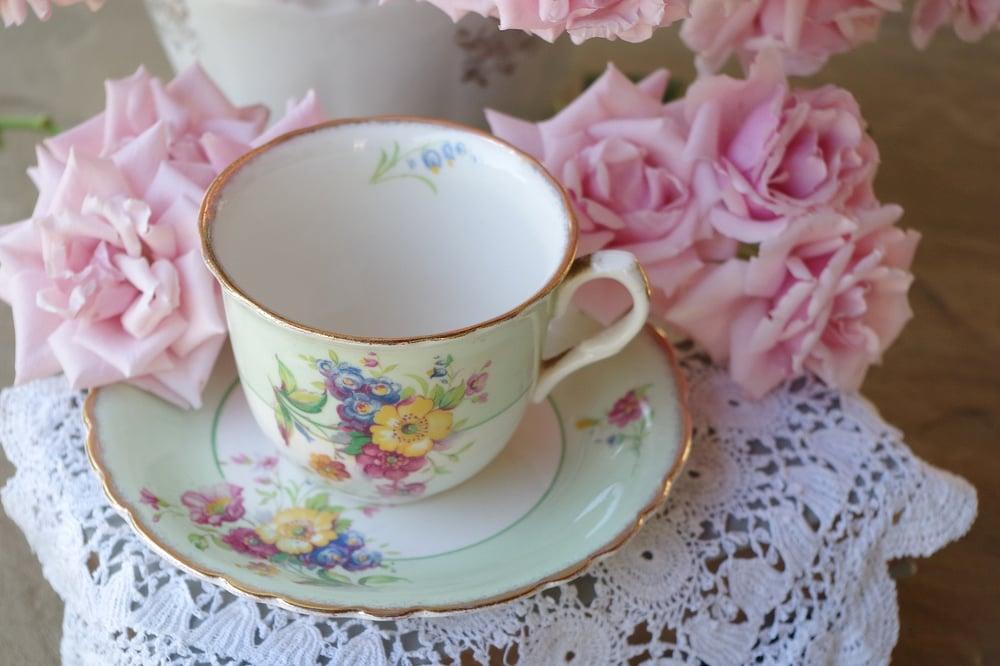Image of Royal Staffordshire Tea Cup