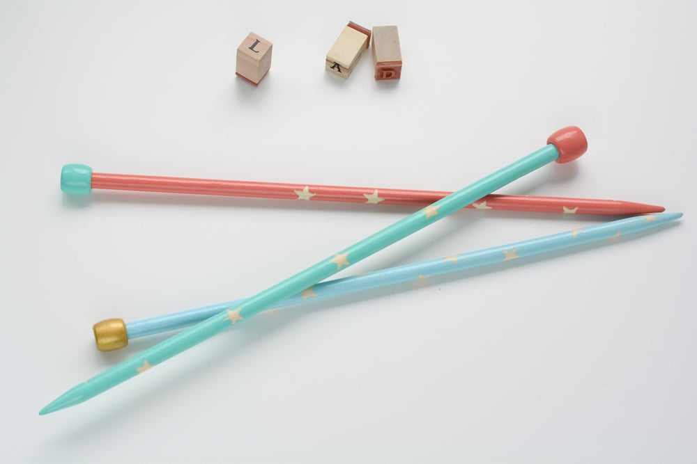 "Image of ""Sweet dreams"" needles"