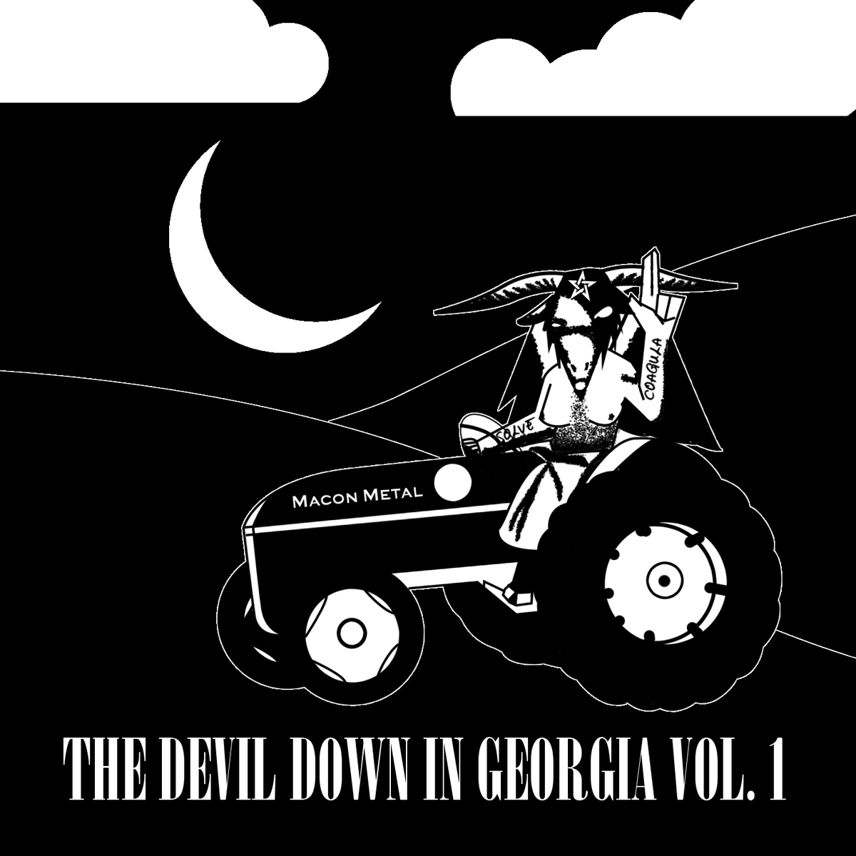 Image of The Devil in Georgia CDr