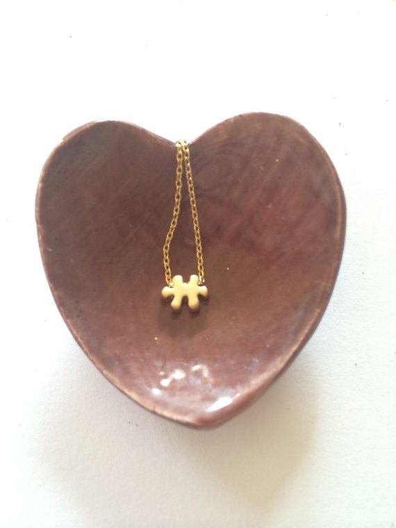Image of Puzzle Necklace
