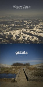 Image of Long Live the Live Long Day/Western Giants EP [COMBO]