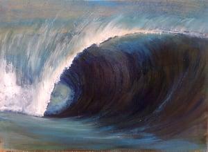 Image of #2015 Blue Barrel