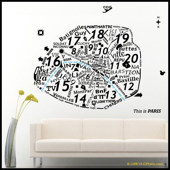 Subway Map Wall Art Wall Art Stickers Wall Decal Huge Underground Tube Map.Home Citystic Wall Decals