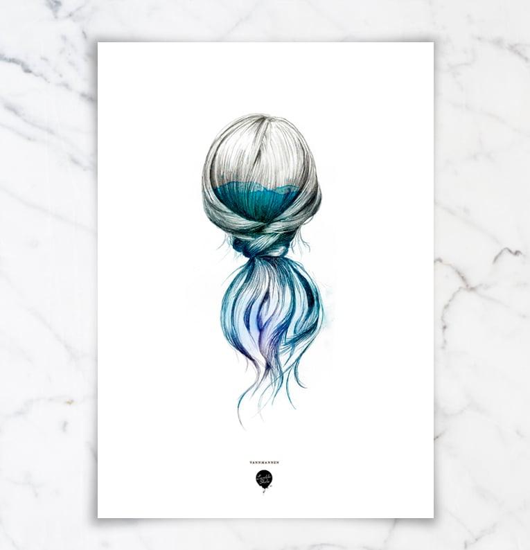 """Image of """"Vannmannen"""" / """"Aquarius"""""""