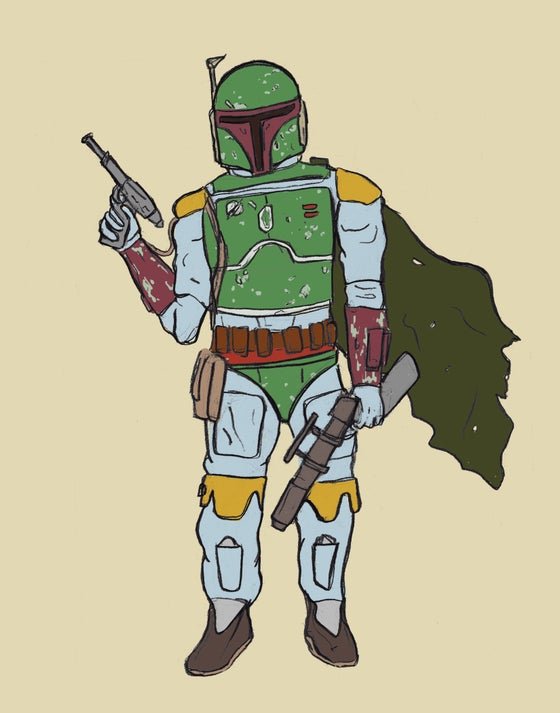 "Image of ""Bounty Hunter series: Boba"""