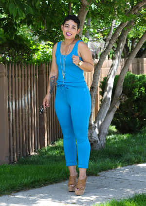 Image of DIY Jumpsuit Sewing Tutorial