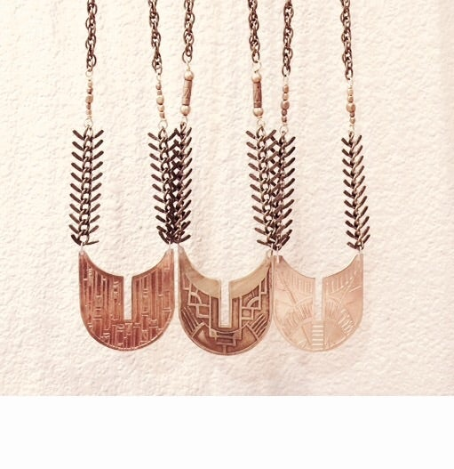 """Image of """"She-Rah"""" Necklace"""