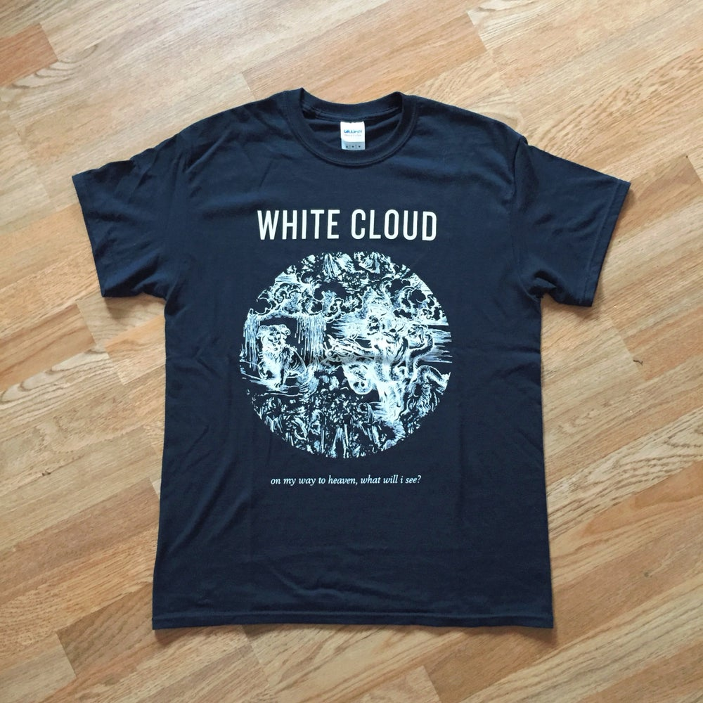 Image of WHITE CLOUD Tee