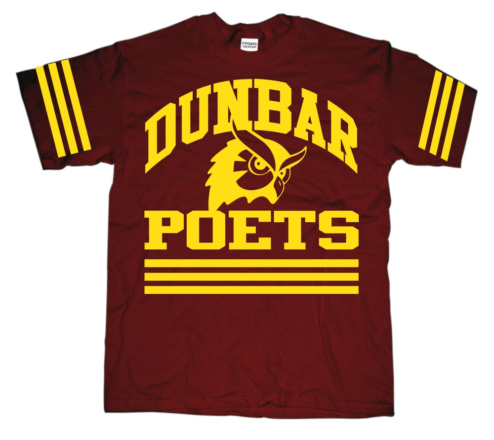 Image of Paul Laurence Dunbar Poets High School Spirit