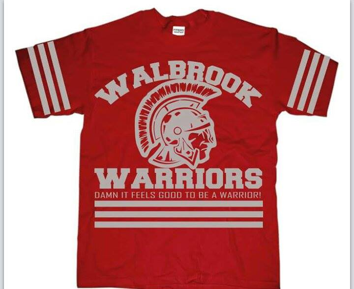 Image of Walbrook Warriors High School Spirit