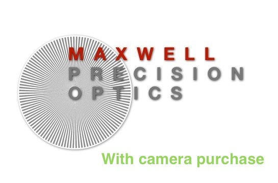 Image of Maxwell Enhanced Matte Screen Upgrade | camera purchase only