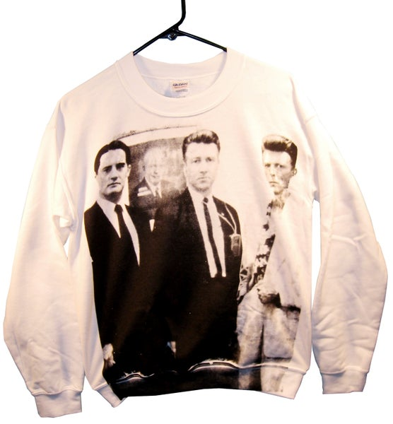 Image of Twin Peaks: FBI Agents Unisex Sweatshirt