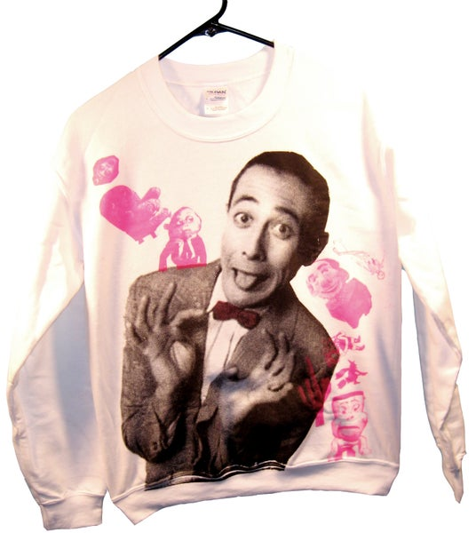 Image of Pee-Wee's Playhouse Unisex Sweatshirt