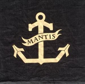Image of Mantis Anchor Towel Black