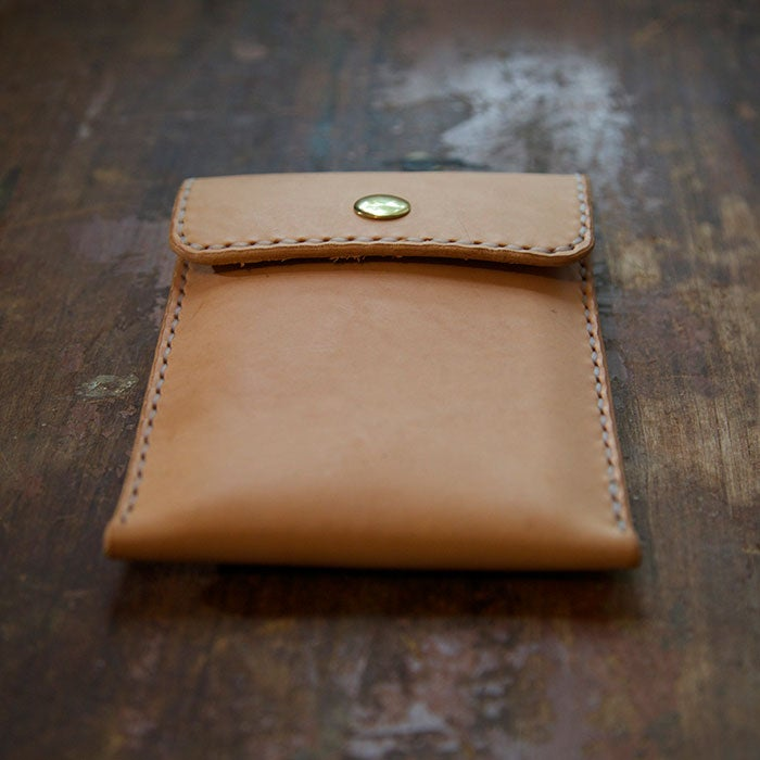 Image of 3 Field Notes Leather Pouch