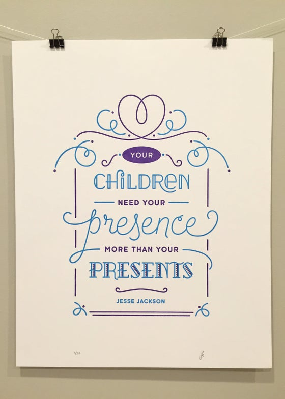 Image of Quote#4: Presence