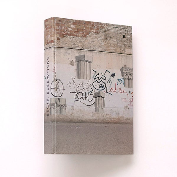 Image of ESCIF / elsewhere book 2edition