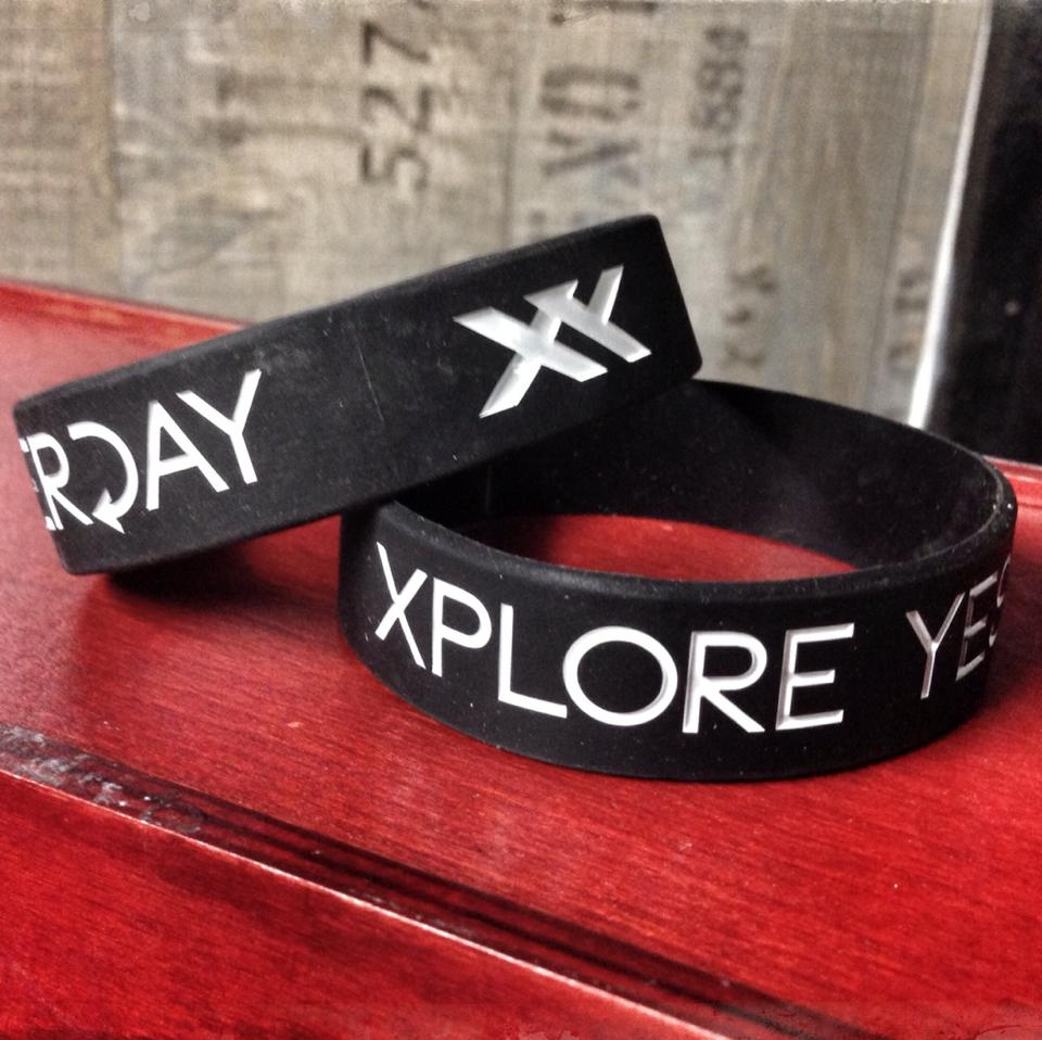 Image of Xplore Yesterday wristband