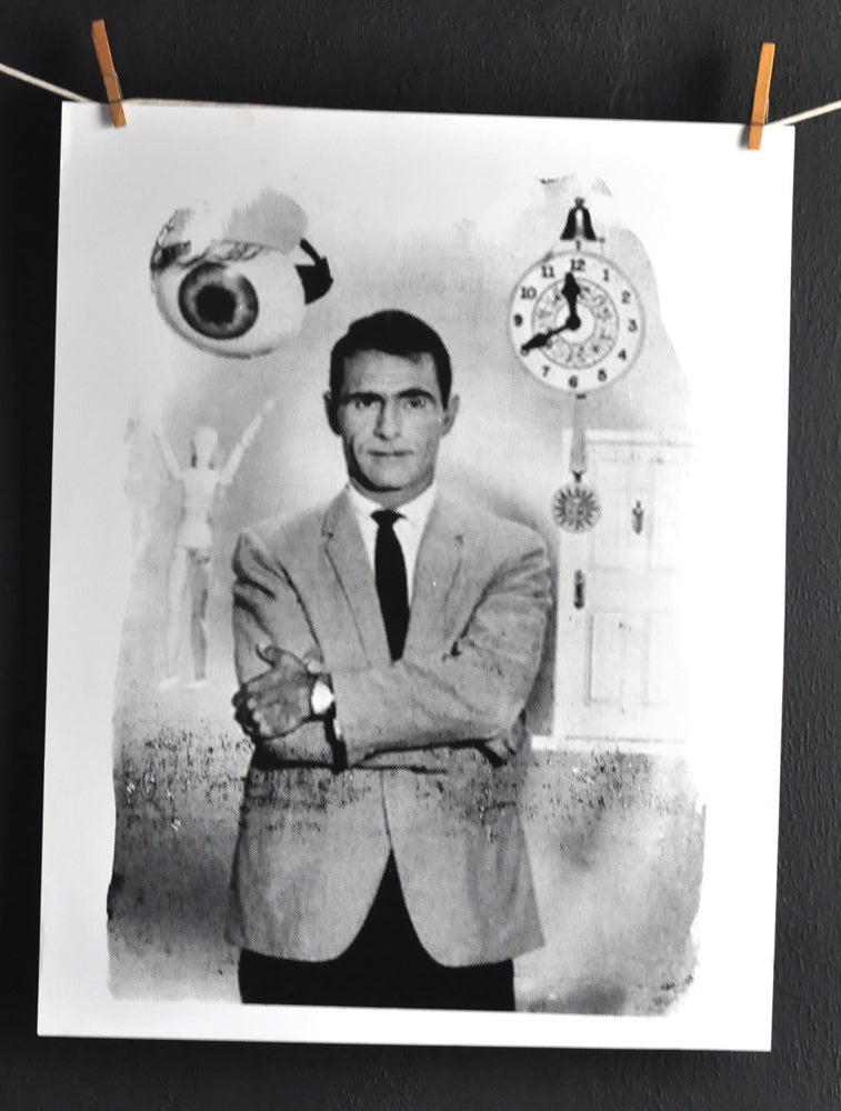 Image of Twilight Zone Limited Edition Poster