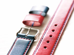 Image of GMT Watch Strap 018