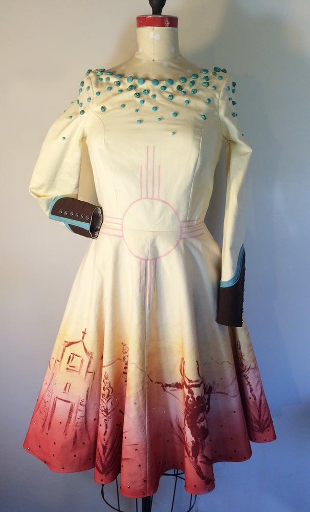Bespoke Rockin B Dress Made To Measure Rockin B Clothing