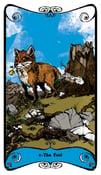 Image of Hex Arcana Tarot Series: 0 - THE FOOL