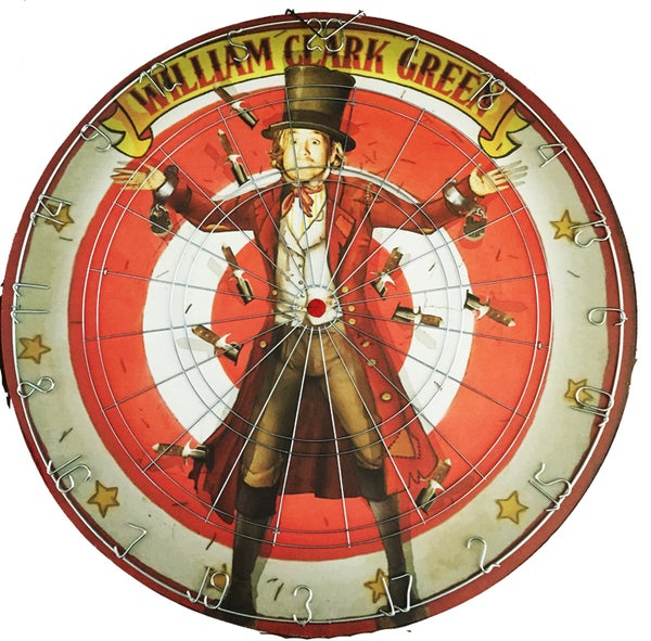 Image of WCG Dart Board
