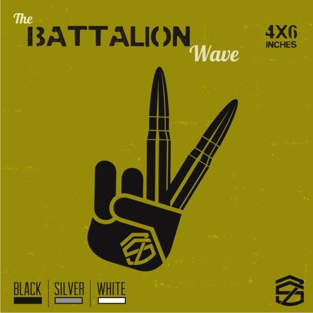 Image of Battalion Wave