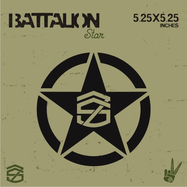 Image of Battalion Star