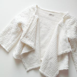 Image of Luxe Chenille Summer Jacket
