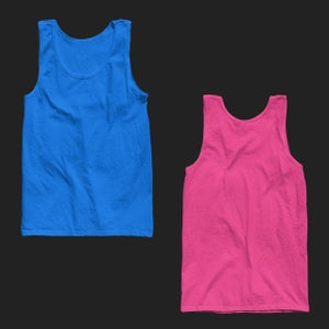 Image of Tank Top Mockup