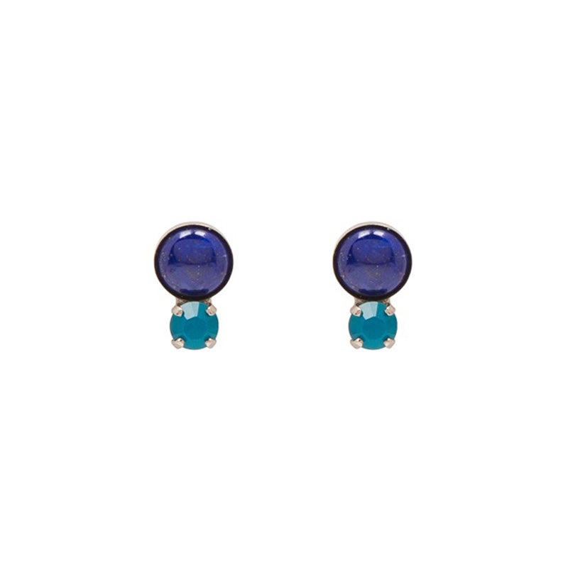 Image of Lapis Lazuli Earrings