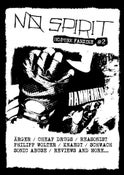 Image of No Spirit #2 HC/Punk Fanzine