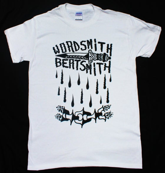Image of Wordsmith Beatsmith - T-Shirt - White