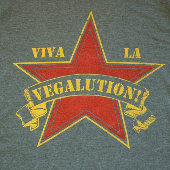 Image of Viva La Vegalution