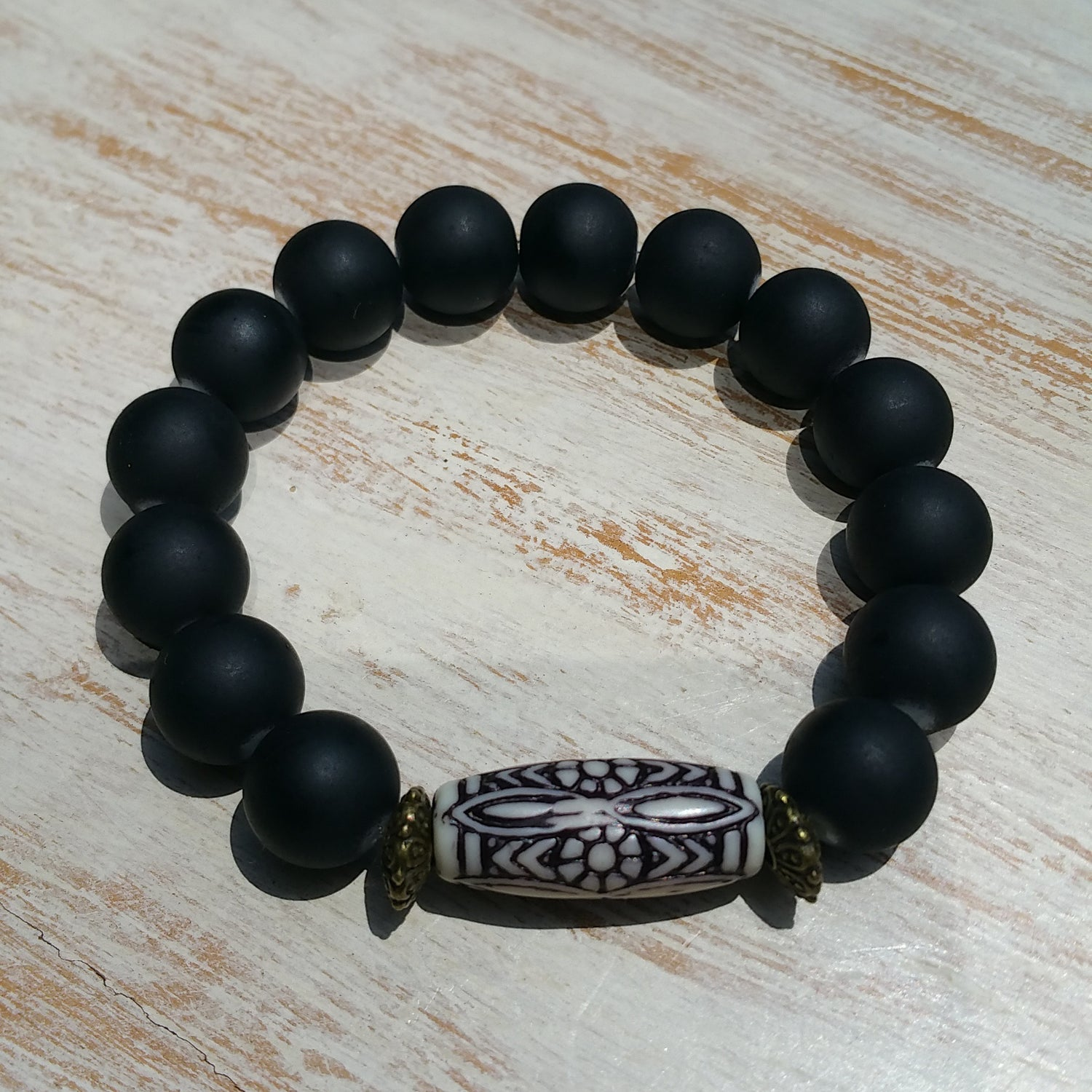 Image of TRIBAL MATTE BRACELET