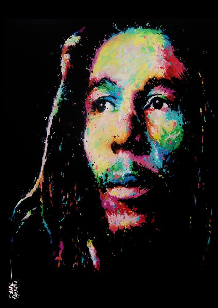 Image of Bob Marley (Limited Edition Print)