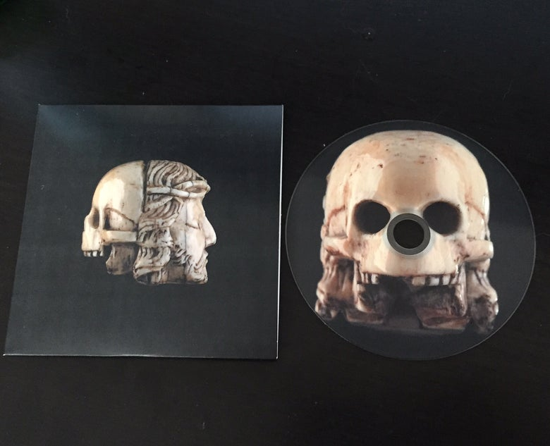 Image of ELEPHANT RIFLE - IVORY - Compact Disc