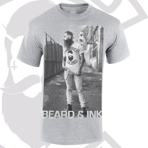 Image of Grey Beard and Ink Jake Tee