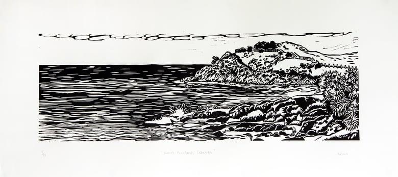 "Image of ""Norrie's Headland, Cabarita"" BW 2015"