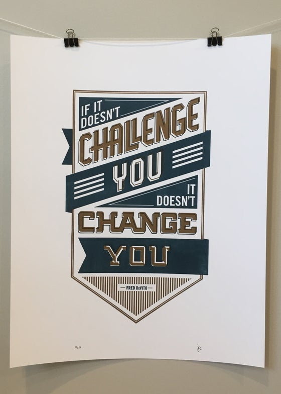 Image of Quote#5: Challenge