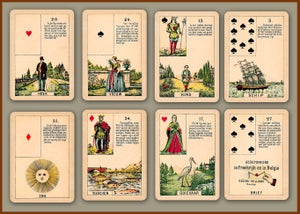 Image of Björn Meuris' Geûens-Willaert Lenormand c. 1903