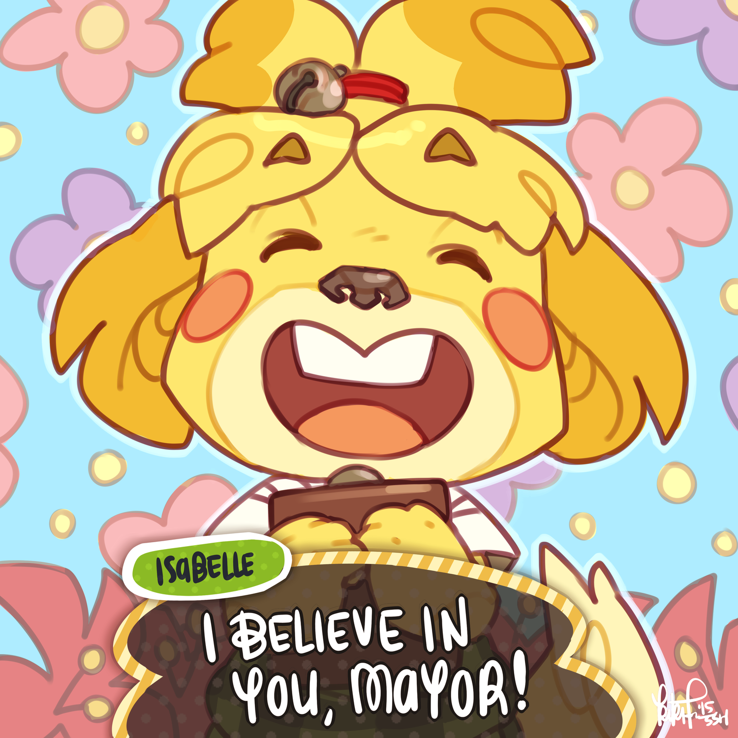Image of Animal Crossing Motivational Posters