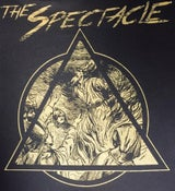 Image of The Spectacle - Burn the Evidence T-shirt